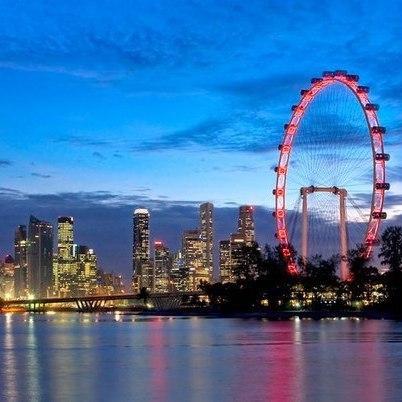 Авиабилеты в Сингапур за 28100 рублей туда-обратно из Москвы