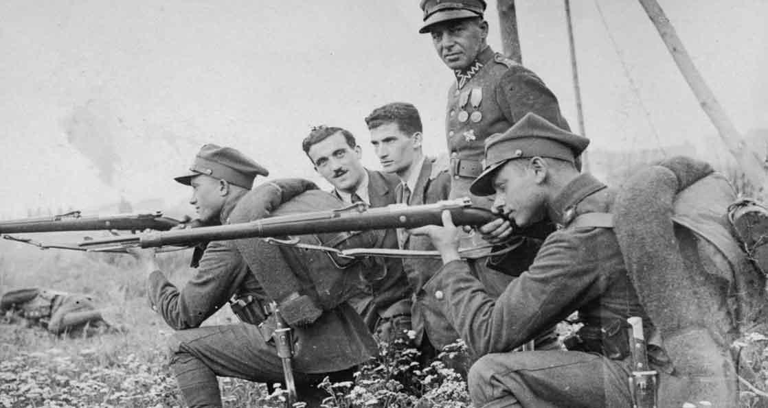 польская пехота