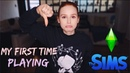 My first time playing the sims, don't judge me | Madelaine Petsch