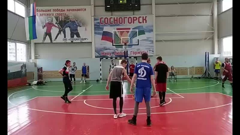 Лига Глухаря 3х3 Cup/Жара