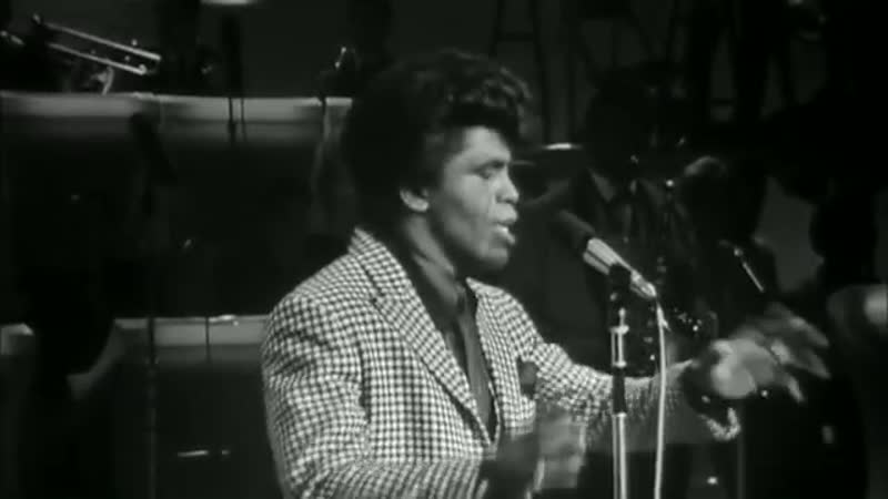 James Brown performs and dances to Out of Sight on the TAMI Show (Live)