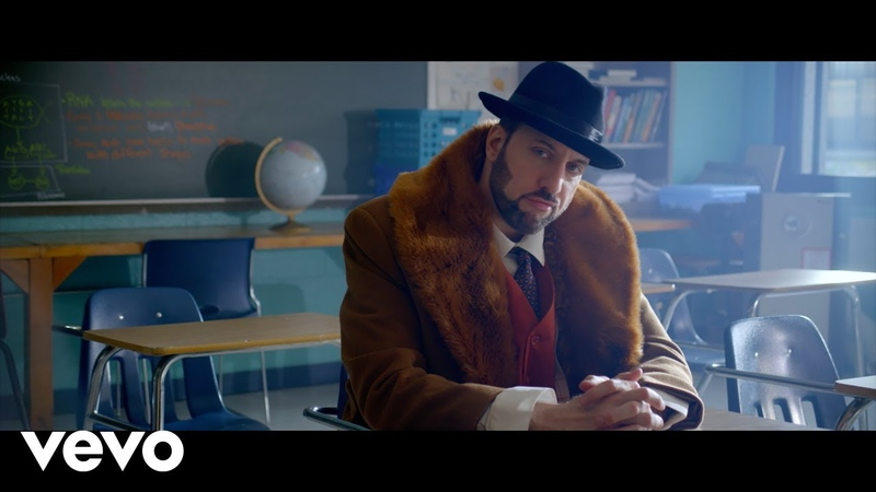 R.A. the Rugged Man Wondering How To Believe Official Music Video ft. David Myles