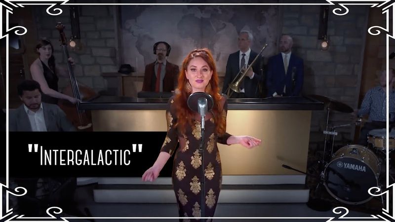 Intergalactic (Beastie Boys) Jazz Theremin Cover by Robyn Adele Anderson