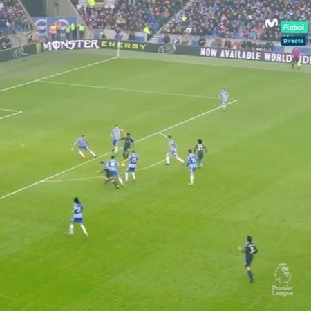 "Michy Batshuayi on Instagram: ""Last time against Brighton 🥵 let's do this again 🔵 @chelseafc"""