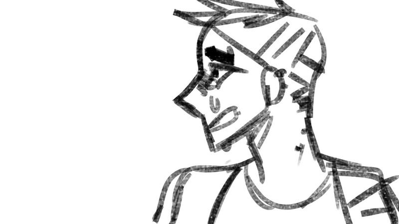Saint bernard   animatic (oc`s)
