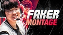 SKT Faker The Unkillable Demon King Montage - League of Legends