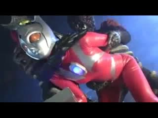 Ultraman Porn Parody