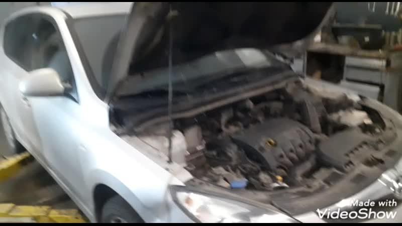 Удаление катализатора Hyundai I30.mp4