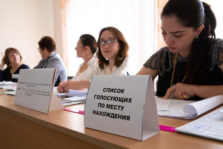 Места в парламенте КЧР достанутся шести партиям