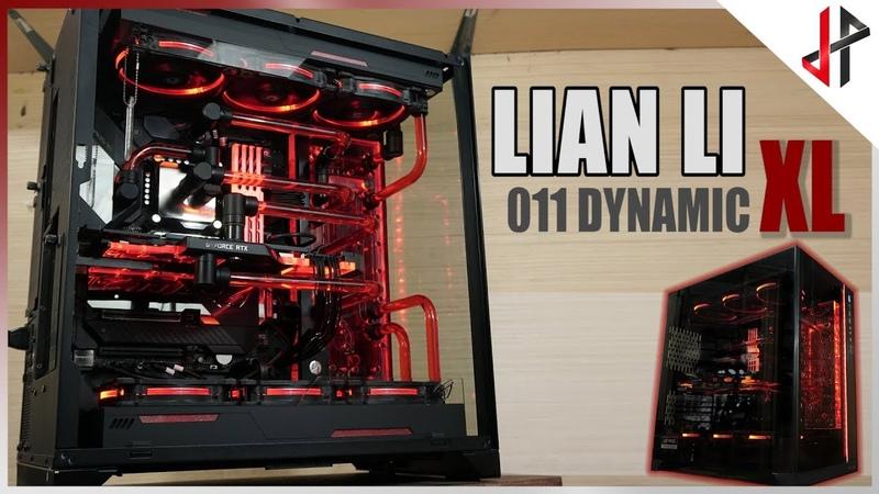 Lian Li Dynamic XL What a BEAUTY