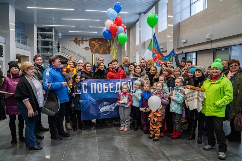 Дмитрий Алиев: «Я очень скучал по своей семье», изображение №17