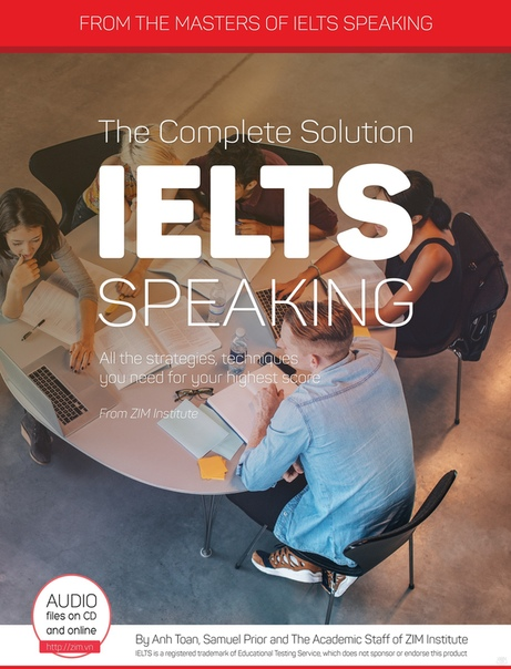 1the complete solution for ielts speaking test
