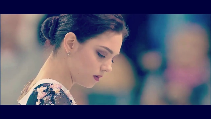 In support of Evgenia Medvedeva at 2019 Rostelecom Cup Memoirs of a Geisha is coming soon