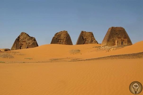 Пирамиды Нубии Когда заходить речь о пирамидах, то сразу же в памяти всплывает слово «Египет». В большинстве случаев так оно и есть, поскольку это одно из чудес древнего мира, которое дожило до