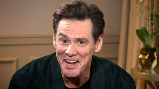 'Sonic the Hedgehog': Jim Carrey on Dr. Robotnik, Ariana Grande and Being Grandpa (Full Interview)