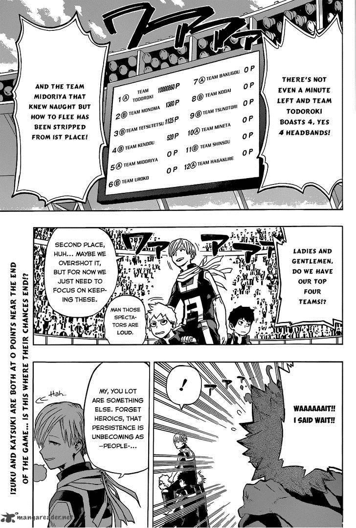 Boku No Hero Academia, Chapter 30, image #5