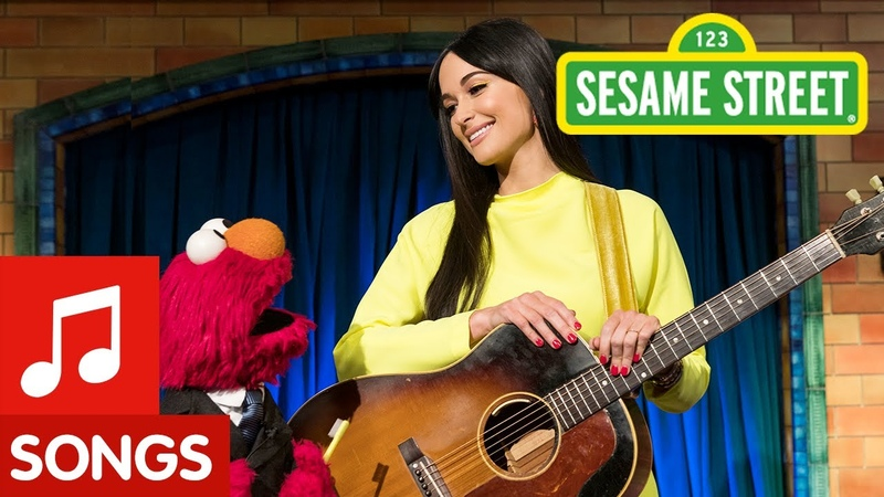 Rubber Duckie feat Kacey Musgraves The Not Too Late Show with Elmo