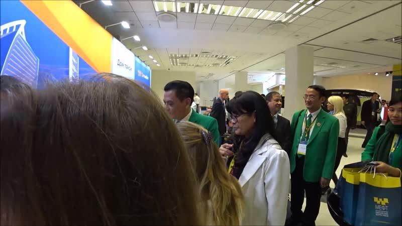 МЕФТ (Международный Евразийский Форум Такси) - 2019