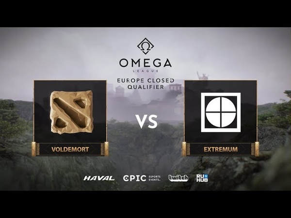 Voldemort vs EXTREMUM OMEGA League Europe CQ bo3 game 1 Lost Mila