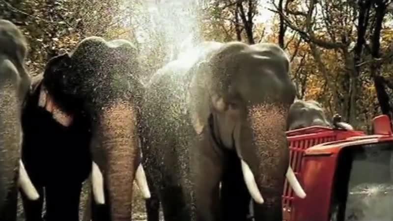Индийская реклама жевательной резинки Happydent Wave