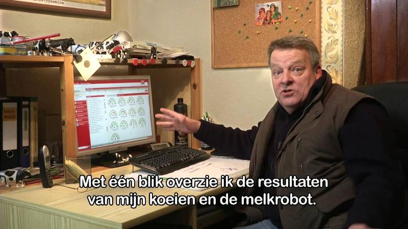 Lely T4C Farm Management System - Part 1 (Nederlands / Germany)