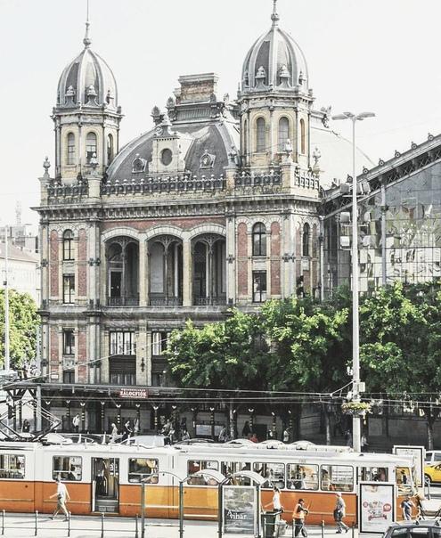 Петербург: прямые рейсы в Будапешт (в одну сторону) от 1500 рублей из Лаппеенранты