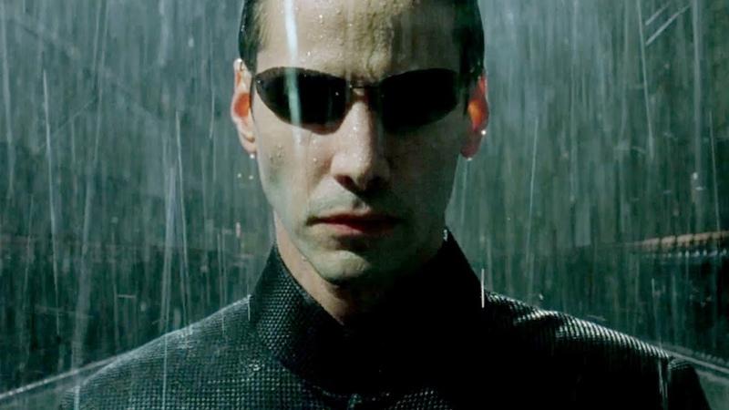 Бой со Смитом ч.1 - Матрица революция отрывок из фильма