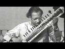Pt. Nikhil Banerjee - Raga Ahir Bhairab 2, Tabla - Pt. Swapan Choudhury,Kolkata 1976