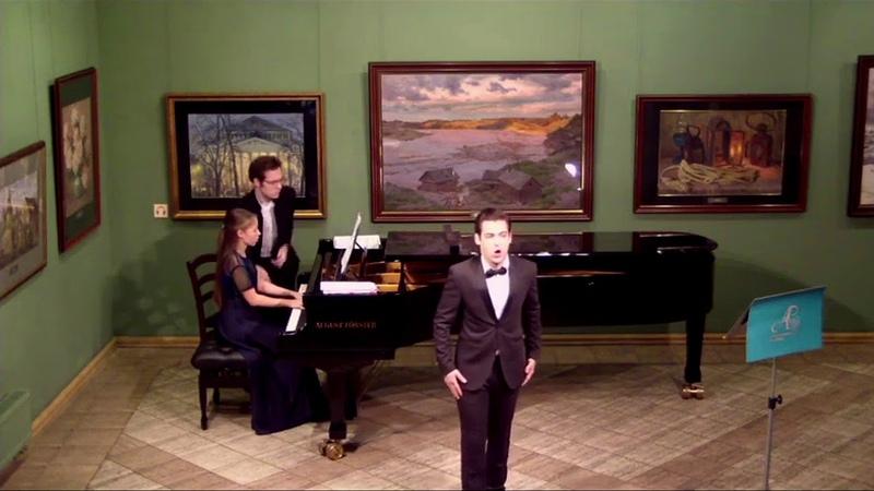 Ариозо Ленского исполняет Валерий Макаров