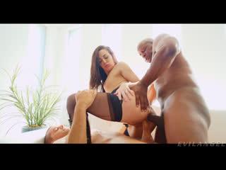 Whitney wright - dp girls - whitneys interracial dp  cum facial - all sex anal, porn, порно
