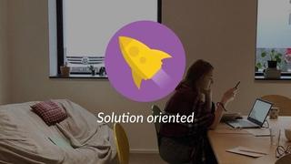 Solution Oriented | Ориентированность на решения