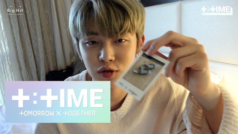 [T:TIME] Daily_TXT_20 YEONJUN - TXT (투모로우바이투게더)