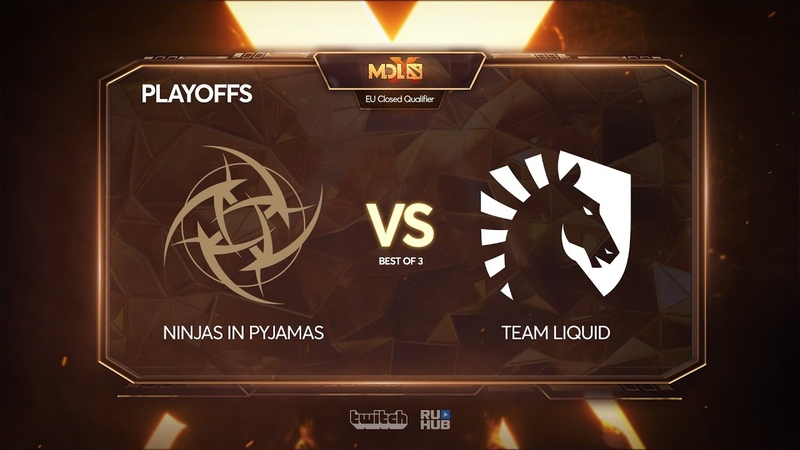 Nip vs Liquid, MDL Chengdu Major Qualifier, bo3, game 1 [4ce Lex]