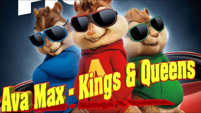 Ava Max Kings Queens | Alvin and the Chipmunks | Best Version | FUN EDITING