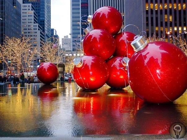5 мест для встречи незабываемого Рождества