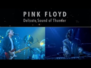 Pink Floyd - Delicate Sound of Thunder New 4k Edition 2020