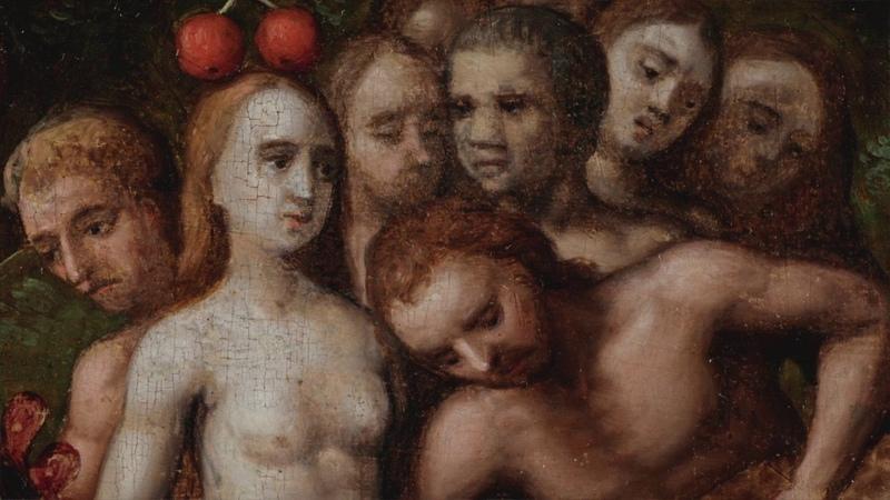 Последователь Иеронима Босха. Сад земных наслаждений. 1556-1568 гг.