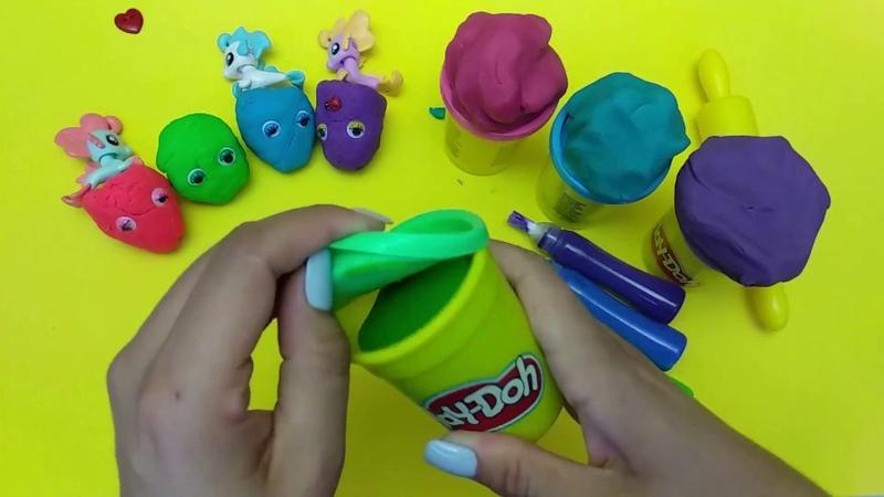 Учим яркие цвета, неожиданный поворот/Learn color 1