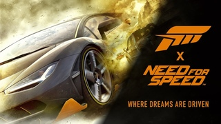 Forza x Need for Speed: Where Dreams Are Driven