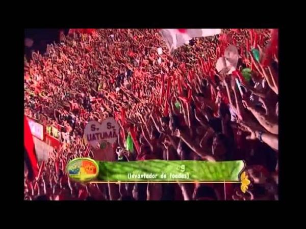 BOI GARANTIDO 2009 EMOÇÃO