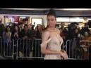 Elizabeth Banks Ella Balinska Kristen Stewart arrive at the premiere of Charlie s Angels