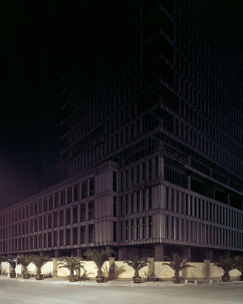 «Будущие города»: фотопроект Кайа Симмерера о зарождающихся мегаполисах Китая