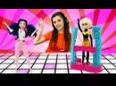 ToyFriendTV • Леди Баг Маринетт ищет Хлою. ToyClub Видео для девочек играем в куклы.