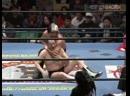 2011.12.11 - [Match] Suwama vs. Masanobu Fuchi