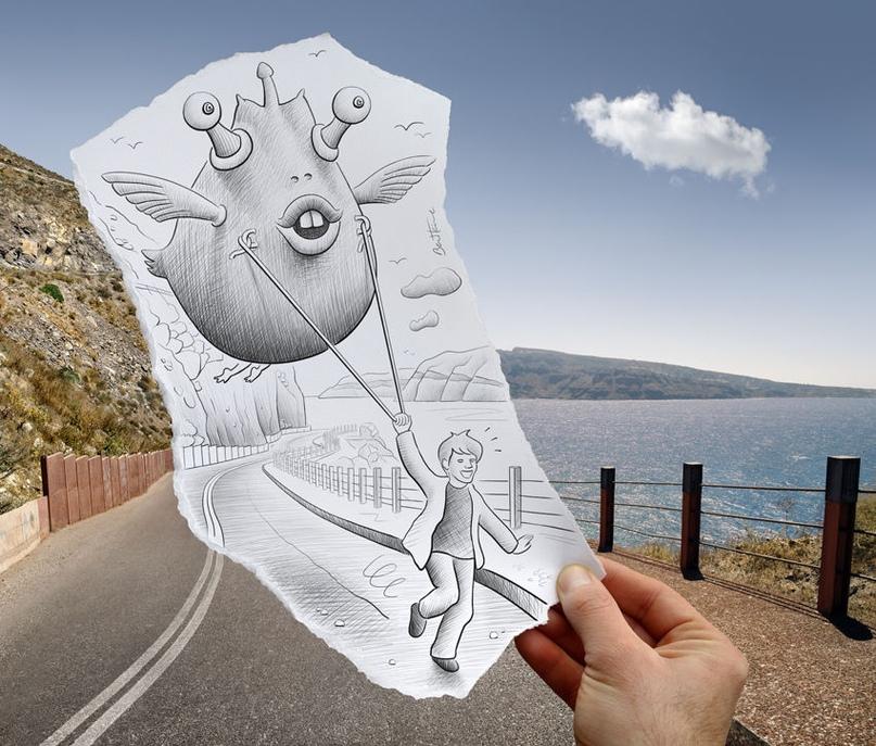 Иллюзия прошлого и будущего, изображение №4