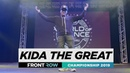 Kida The Great | FRONTROW | World of Dance Championship 2019 | WODCHAMPS19