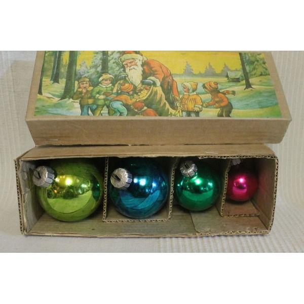 Советские елочные игрушки. Узнали свои