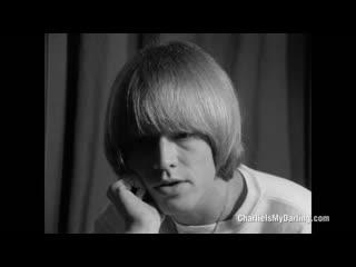 Brian Jones & Charlie Watts | 1965 |  Interview | Charlie is my Darling