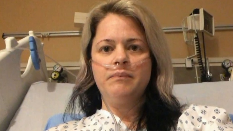 COVID 19 patient 'would beg' Canadians to obey top doctors government