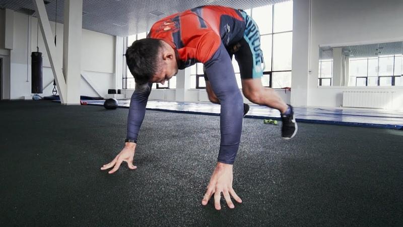 Как укрепить кисть для удара / Забытое упражнение